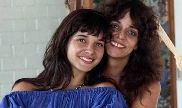 Glória Perez e Daniella Perez (Foto: Reprodução/Instagram)