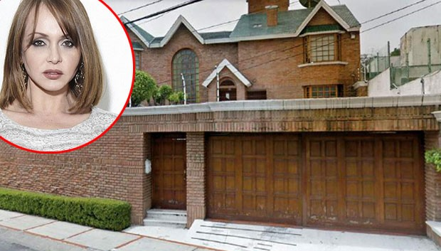 Gabriela Spanic colocou sua casa na Venezuela para vender  (Foto: Reprodução)