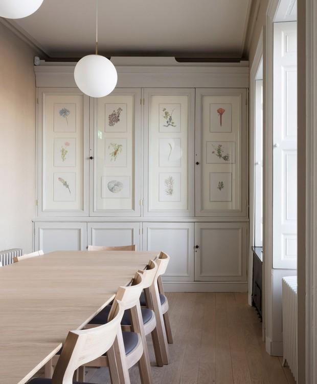 Oficinas de arte são oferecidas nas novas construções (Foto: Tom Nolan e Susie Lowe./ Reprodução)