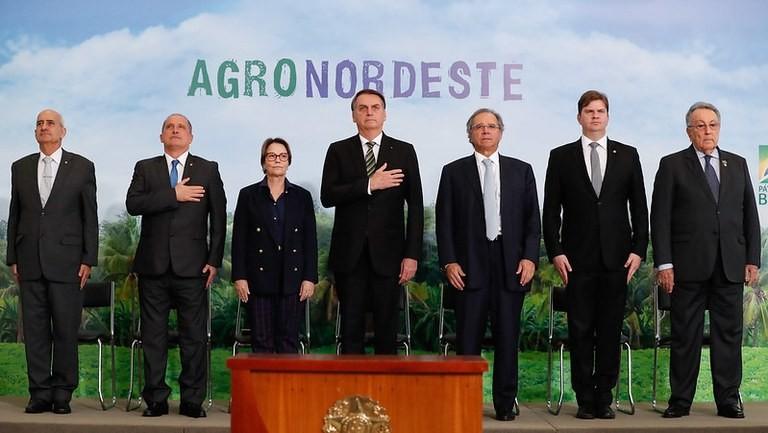 MAPA-AGRONORDESTE-PROGRAMA-MINISTERIO (Foto: Alan Santos/PR)