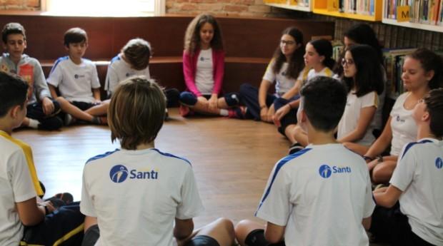 As meditações com as crianças dura de um a dois minutos (Foto: Divulgação/Jack Moraes)