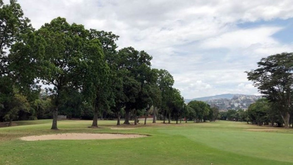 Caracas Country Club was designed by architect Frederick Law Olmsted's office - Photo: Norberto Paredes / BBC