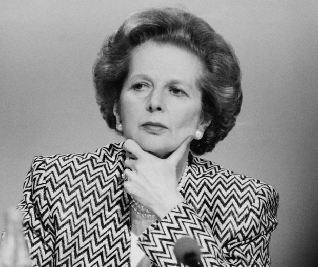 Margaret Thatcher (Foto: Getty)