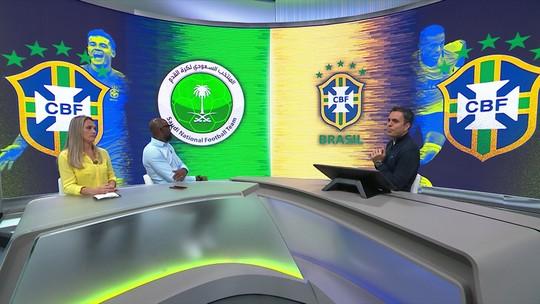 """Para Ana Thaís, meio-campo do Brasil não funcionou: """"Foi ótimo o Tite testar, porque não deu certo"""""""