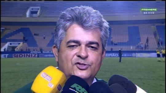 Ney Franco celebra acesso após grande reviravolta no Goiás