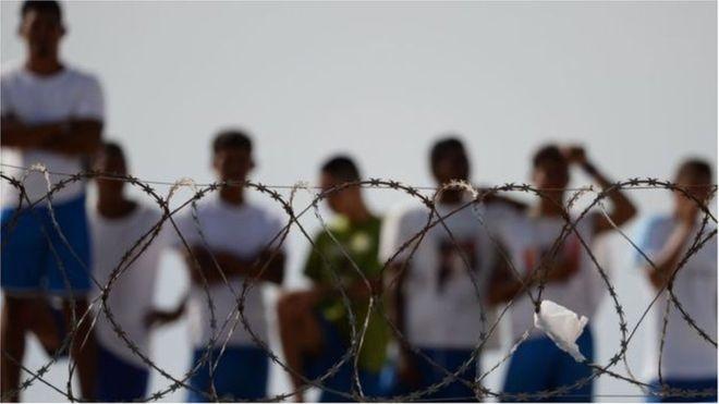 PCC surgiu em 1993 dentro de presídios brasileiros, mas se tornou conhecido nacionalmente com as rebeliões dos anos 2000 (Foto: Getty Images via BBC)