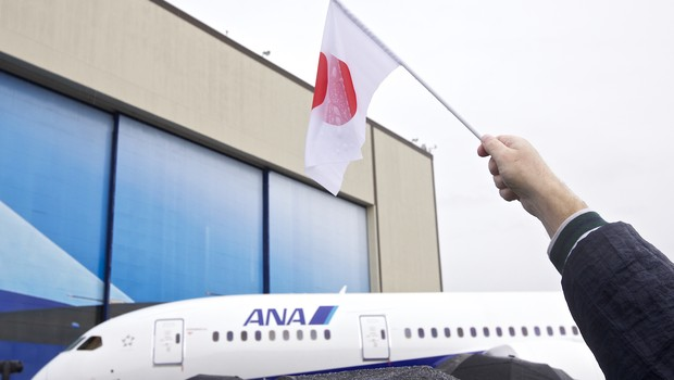 All Nippon Airways (Foto: Stephen Brashear/Getty Images)