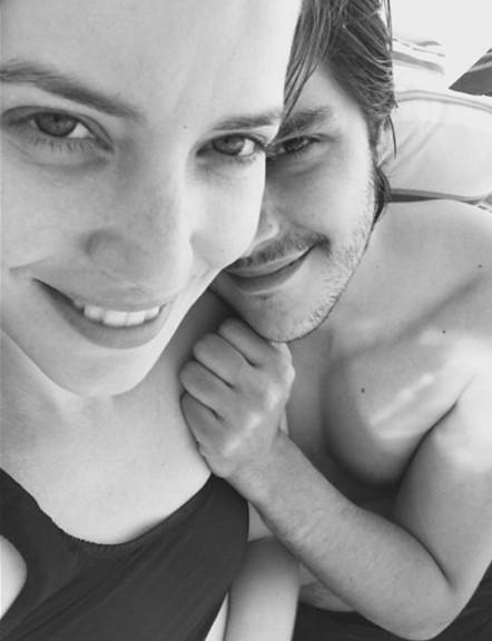 Nathalia Dill e o namorado, Pedro Curvello (Foto: Reprodução Instagram)