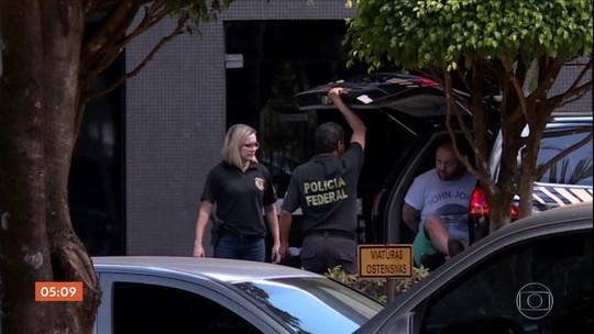 Justiça Federal decide manter presos os suspeitos de invadir celulares de autoridades