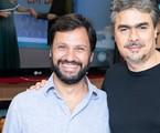 Antonio Guerreiro e Rogério Gallo | Divulgação/Edu Guerreiro