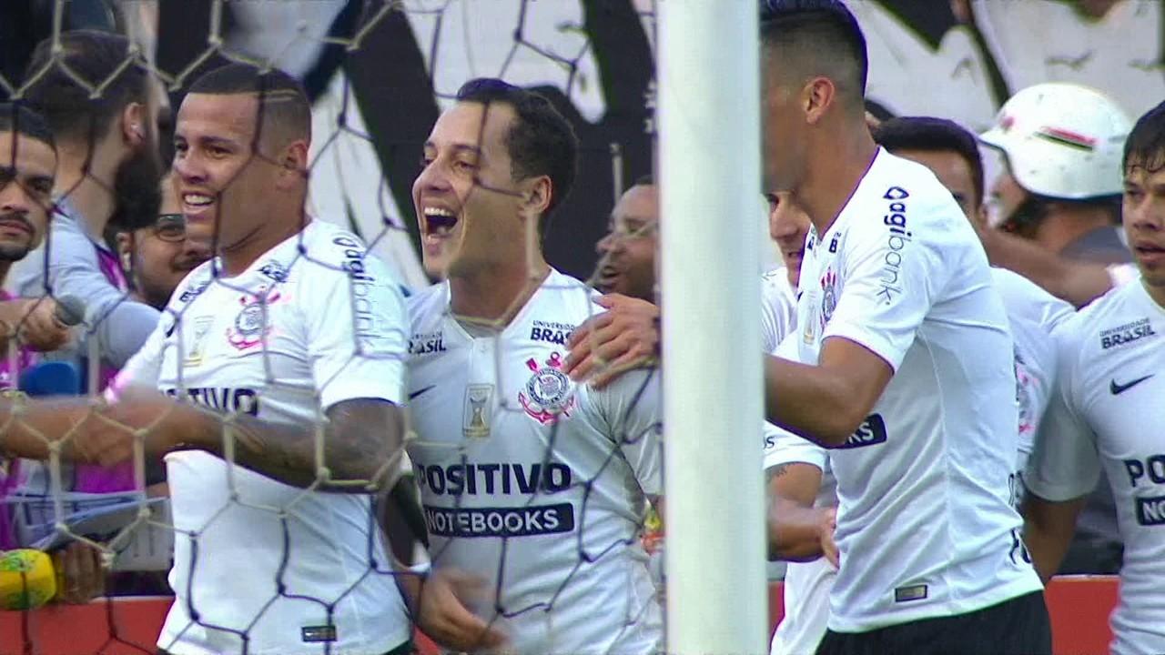 Corinthians 1 x 0 Palmeiras - 5ª rodada do Brasileirão (2018)