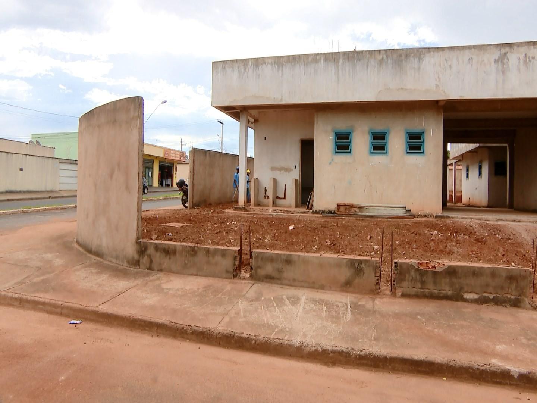 Obras da Emei no Bairro Canaã são retomadas em Uberlândia