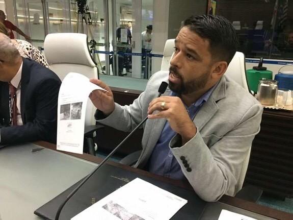 Vereador de Santos testa positivo para Covid-19: 'muito difícil'