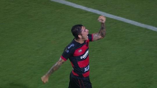 Gustavo Villani manda recado a Bruno Lopes, autor do gol mais bonito do Paulistão
