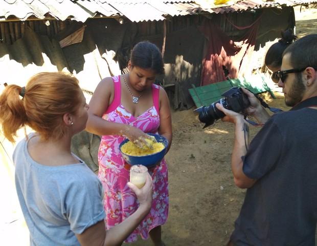 """A """"Expedição Primeiro Prato"""" promove a valorização de ingredientes nativos na introdução alimentar (Foto: Divulgação)"""