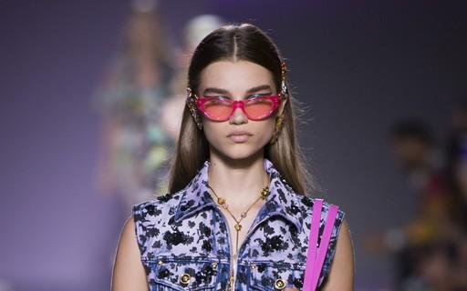 8ed330dd8 Máscara x gatinhos coloridos: qual será o seu modelo de óculos neste verão?  - Vogue   news