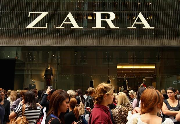 """Zara cria projetos para suas lojas reais em """"espaços secretos"""" na Espanha, segundo reportagem da Business Insider (Foto: Cameron Spencer/Getty Images)"""