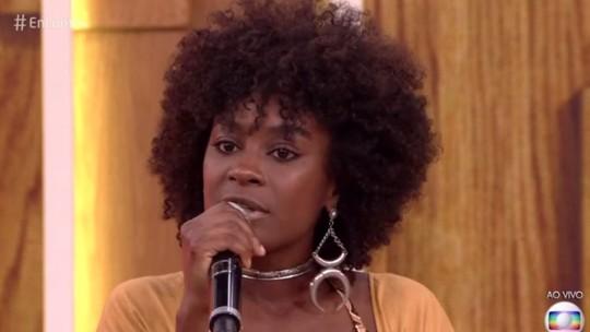 Jeniffer Dias sobre padrão de beleza: 'Não me sentia representada'