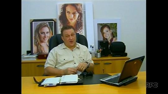Empresário de Santa Fé morre após capotar veículo na PR-317, em Maringá