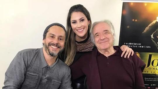 Elenco fala sobre o filme 'João, O Maestro'