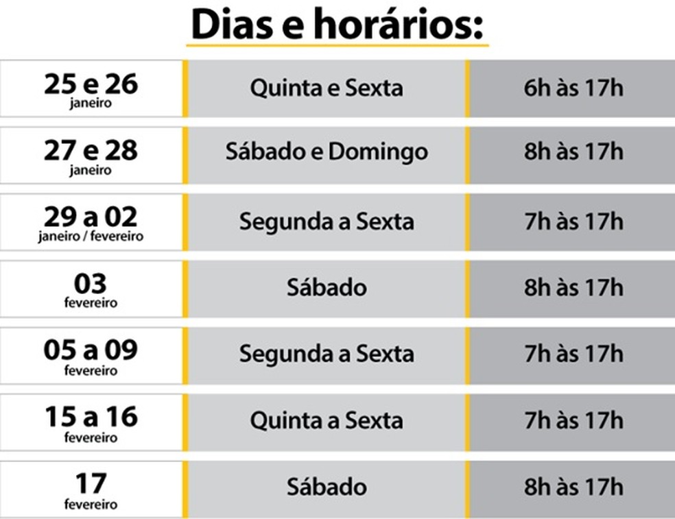 Vacinação em São José dos Campos; confira (Foto: Reprodução/Prefeitura SJC)
