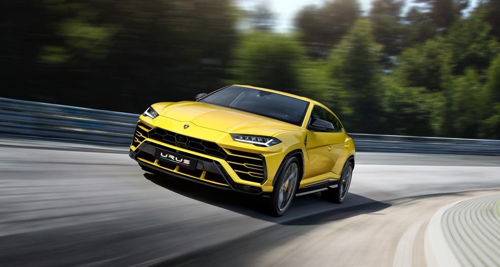 Lamborghini Urus (Foto: Divulgação)