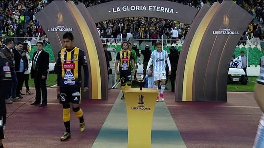 Atlético Tucumán e Libertad vencem no Grupo 3 da Taça Libertadores