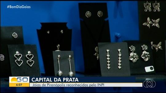 Pirenópolis ganha título de Capital da Prata