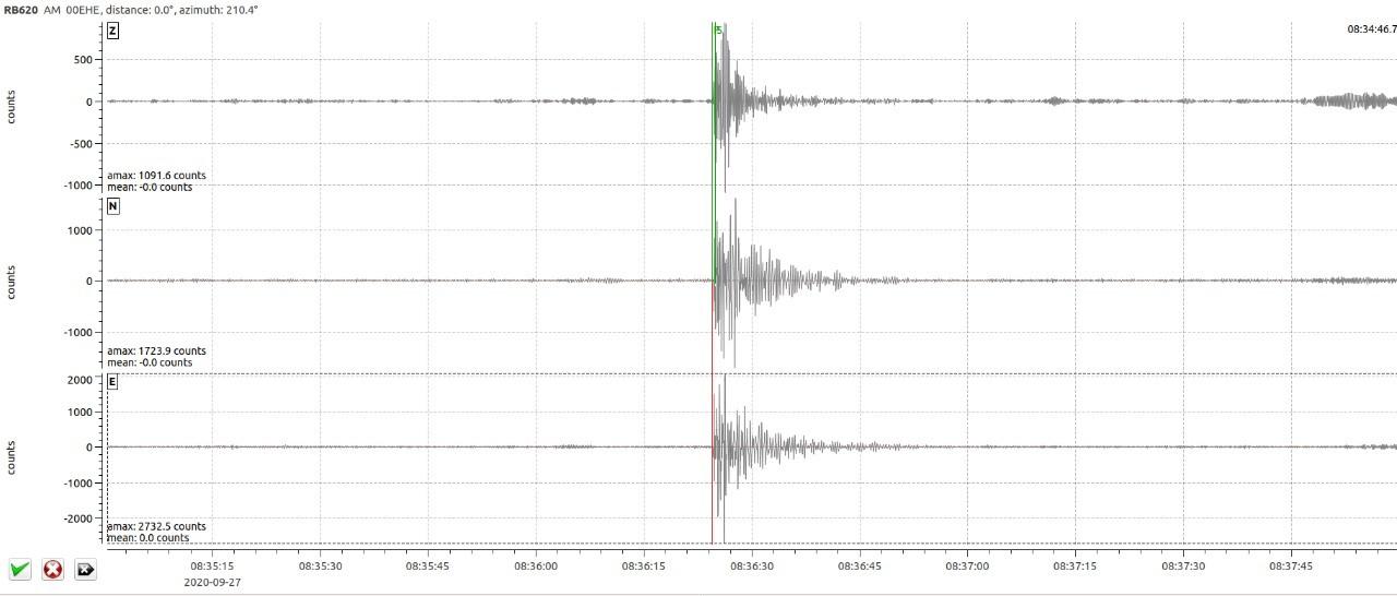 Novo tremor de terra é registrado em São Miguel das Matas, na Bahia