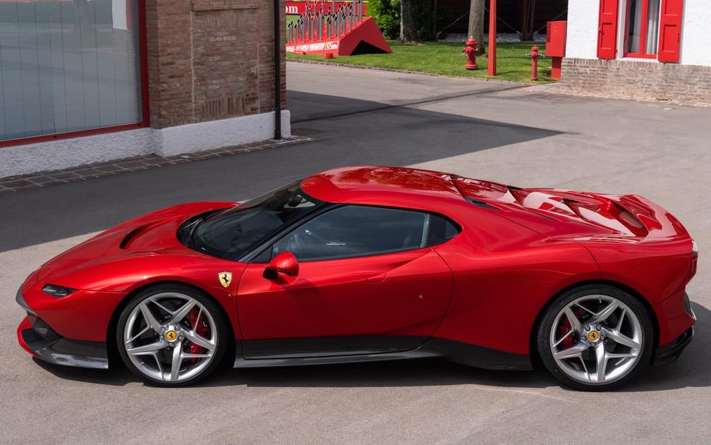 Ferrari SP38 (Foto: Divulgação)