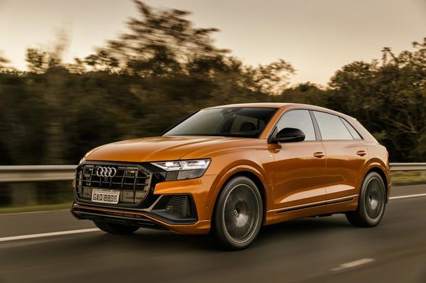 Audi Q8 (Foto: Divulgação)