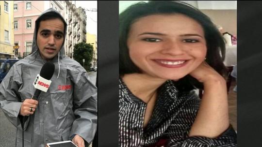 Brasileira está desaparecida há 2 meses em Portugal