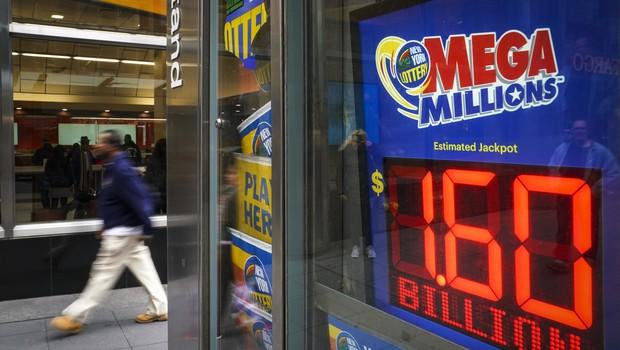 Mega Millions dá prêmio histórico nos EUA (Foto: Drew Angerer/Getty Images)