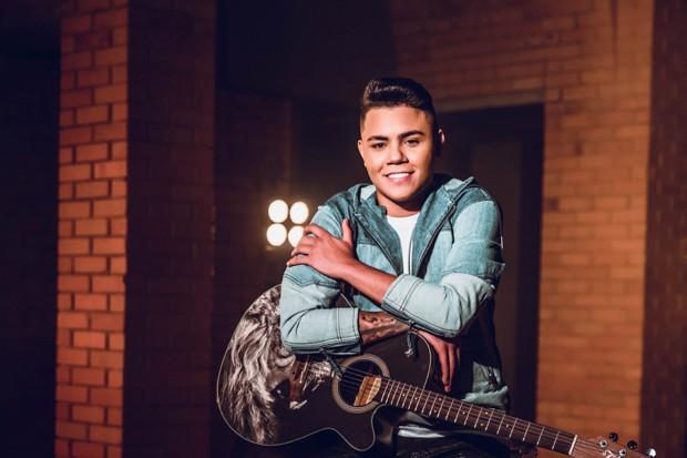 O cantor sertanejo Felipe Araújo (Foto: Divulgação)