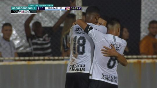 """""""Experiente"""", atacante do Corinthians reforça time na reta final da Copinha e joga por Fessin"""