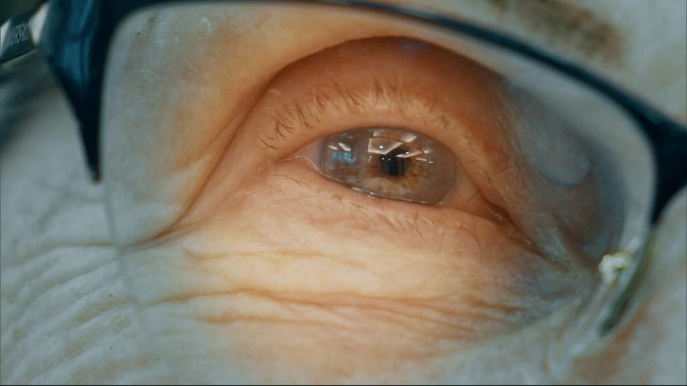 Mutirão de cirurgias oftalmológicas do governo de MT é investigado por suposto erro médico e fraude — Foto: TV Globo