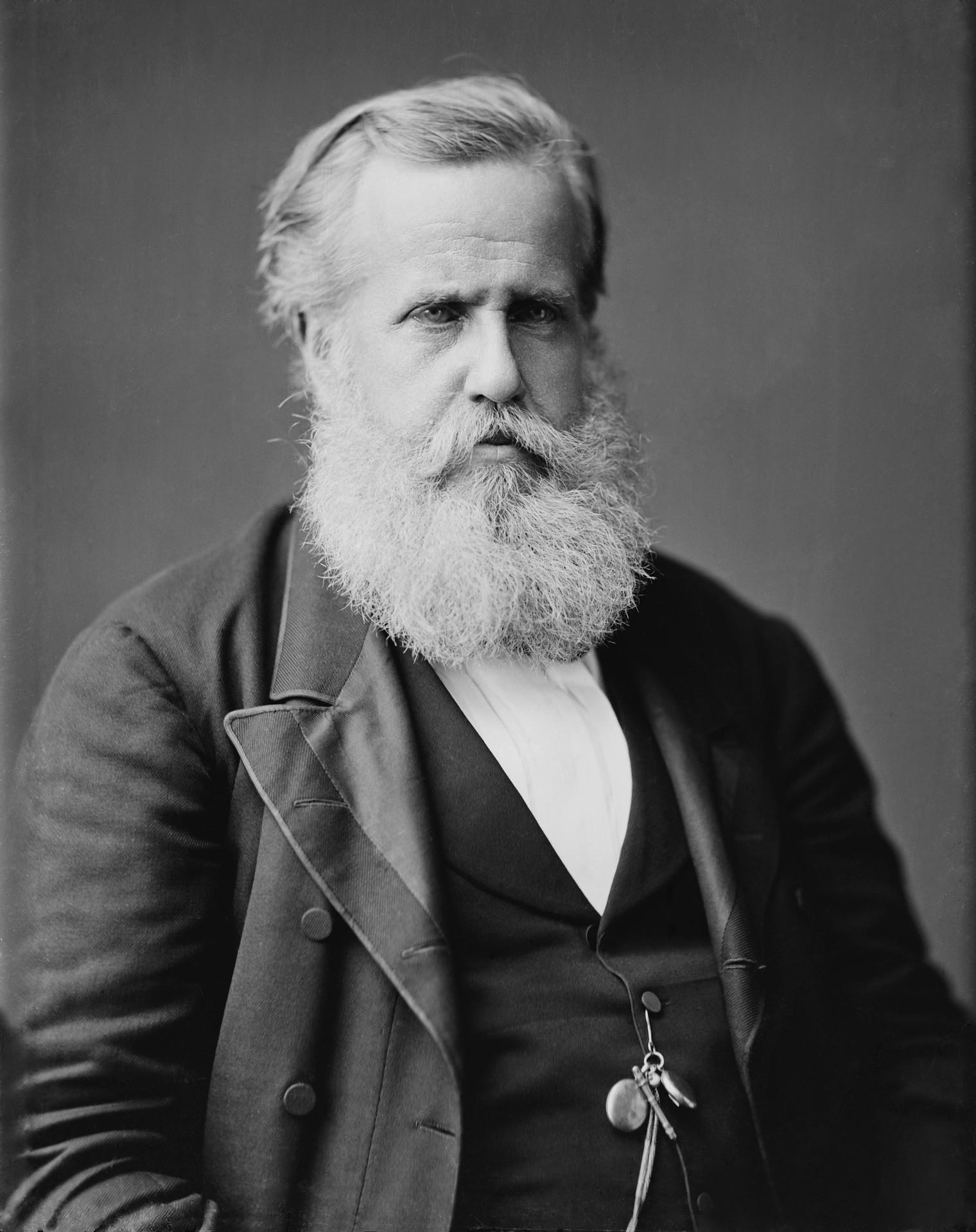 Dom Pedro II foi o único monarca brasileiro (Foto: WikiImages/Pixabay)