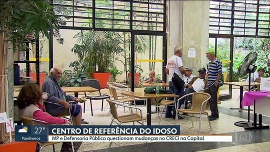 MP e Defensoria Pública apuram mudanças no Centro de Referência do Idoso em SP