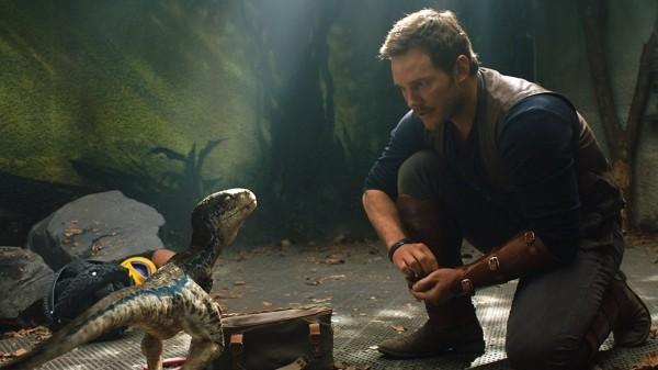 Chris Pratt, estrela de 'Jurassic World: Reino Ameaçado' (2018),  teria engatado um romance com a filha de Arnold Schwarzenegger (Foto: Divulgação)