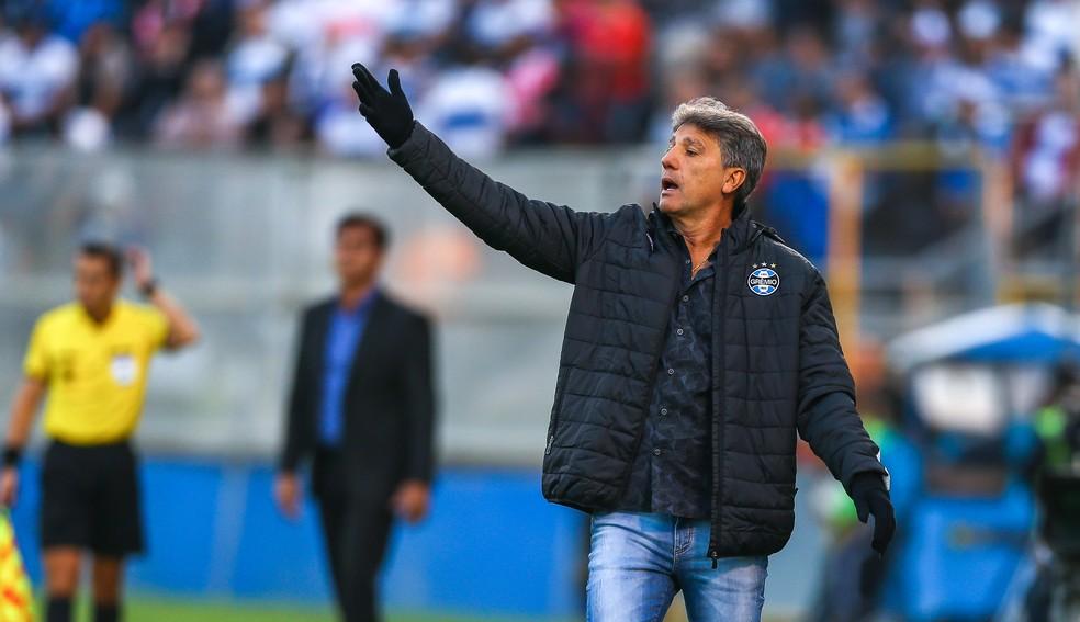 — Foto: Lucas Uebel/Grêmio FBPA
