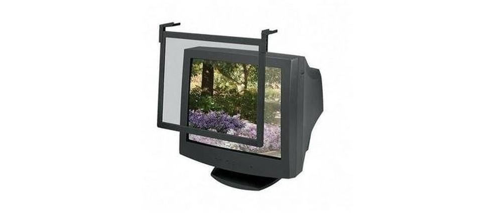 Protetor de tela para monitor usado em PCs antigos  (Foto: Divulgação/Fellowes)