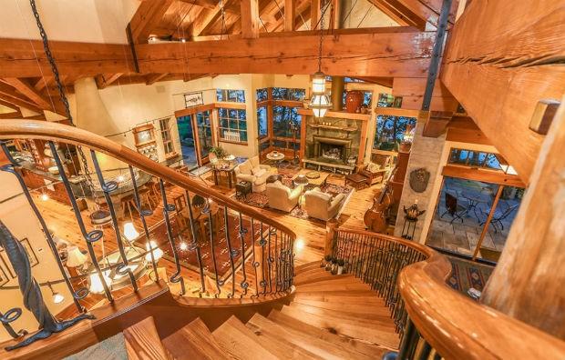 Conheça a mansão de Oprah Winfrey (Foto: Divulgação)