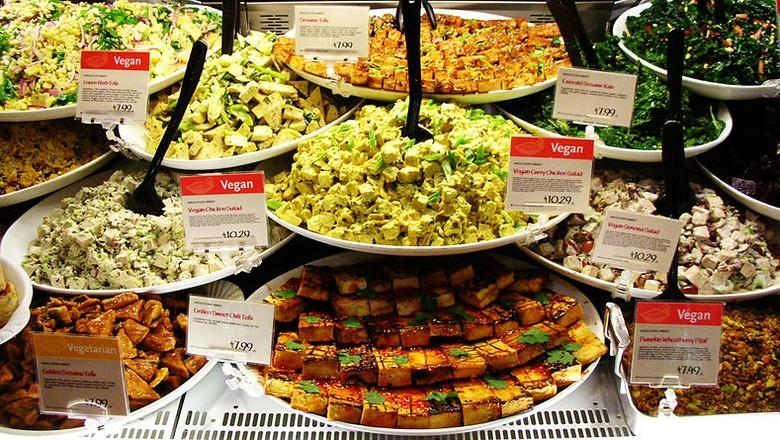 vegan-vegano-vegana-comida-vegetal (Foto: Zeetz/Wikimedia Commons)