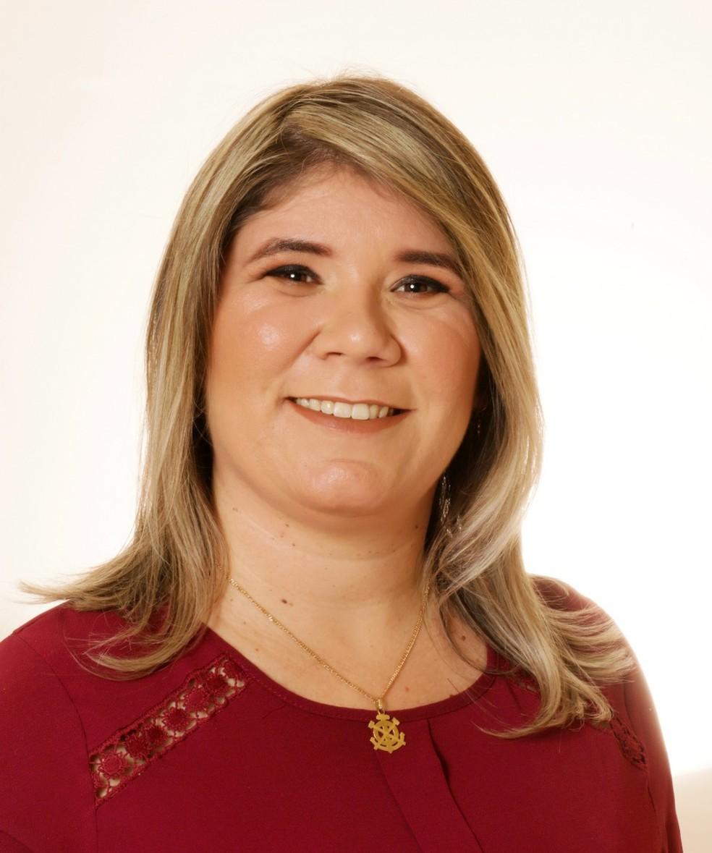 Janailza Taveira Leite é prefeita de São Félix do Araguaia (MT) — Foto: Arquivo pessoal