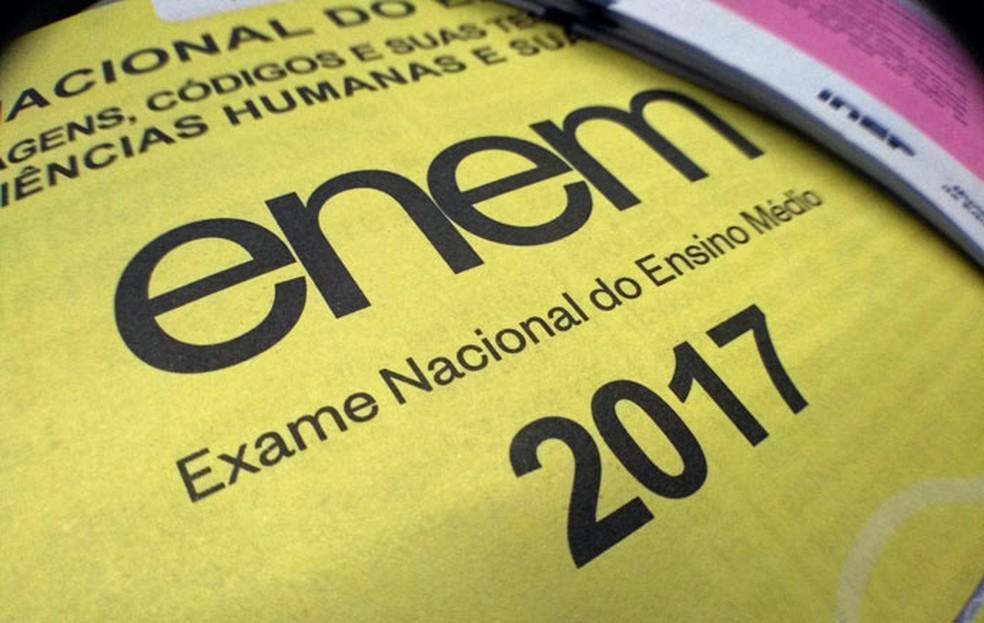 ENEM 2017: Segundo dia tem 32% de abstenção e 580 candidatos eliminados