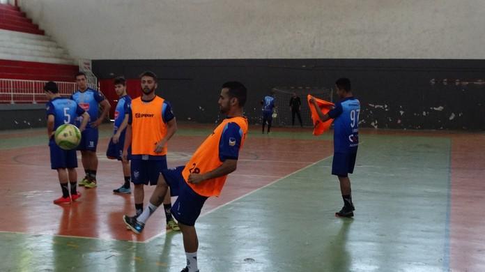 Veterano ala é referência para Tupi Futsal no Campeonato Mineiro do  Interior  b15ae578d26f6