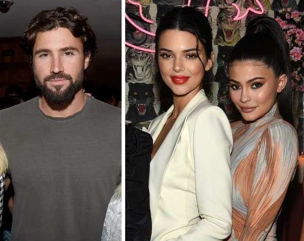 Brody Jenner e suas irmãs, Kylie Jenner e Kendall Jenner (Foto: Getty Images)