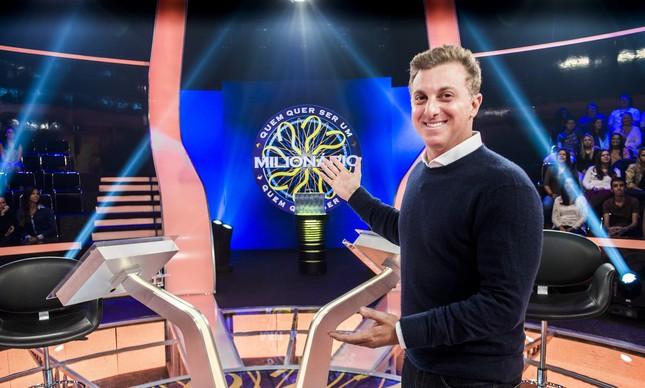 Luciano Huck (Foto: João Miguel Júnior/TV Globo)