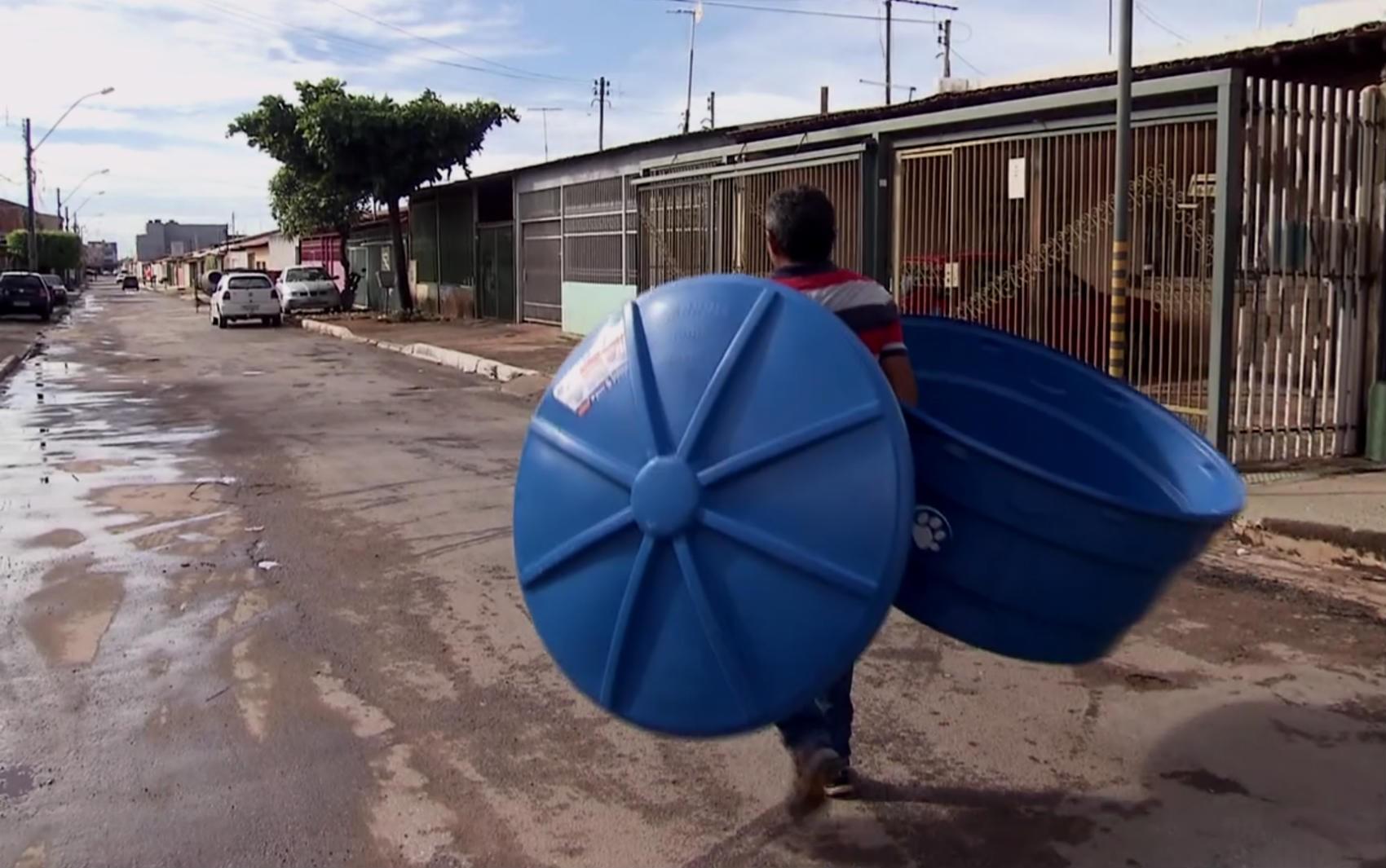 Tarifa extra na conta de água rende R$ 9,6 milhões ao governo do DF