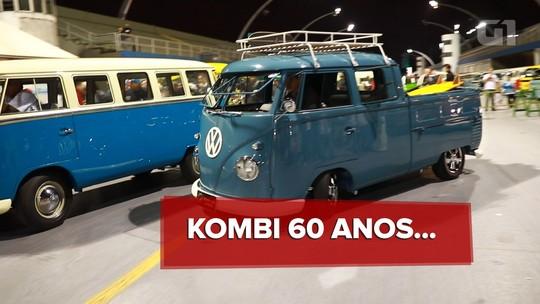 Fãs de Kombi se encontram em festival na Alemanha; FOTOS